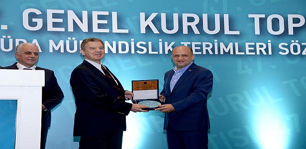Türkçe Bilim Terimleri Sözlüğü Projesi Kapsamında Hazırlanan Mühendislik Terimleri Sözlüğü Kullanıma Açıldı