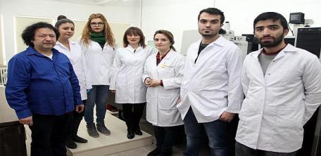 Tıpta Çığır Açacak Nanomotorlar Türkiye'de İlk Defa SDÜ'de Üretildi