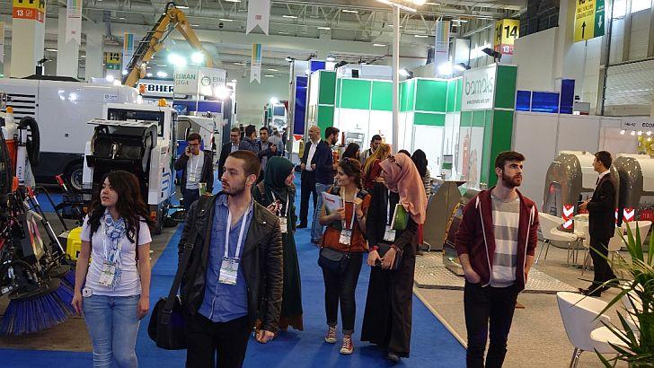 Çevre Teknolojileri Fuarı REW İstanbul 2016, Sektörünün Tek Buluşma Noktası Olduğunu Kanıtladı1