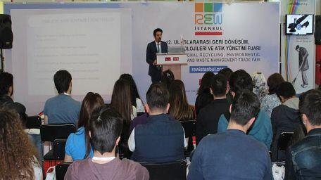 Çevre Teknolojileri Fuarı REW İstanbul 2016, Sektörünün Tek Buluşma Noktası Olduğunu Kanıtladı