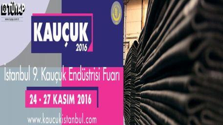 Kauçuk Sektörü ve Kauçuk İstanbul 2016