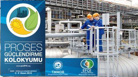 1. Proses Güçlendirme Kolokyumu Kimya Mühendisleri Odası Tarafından Düzenlenecek