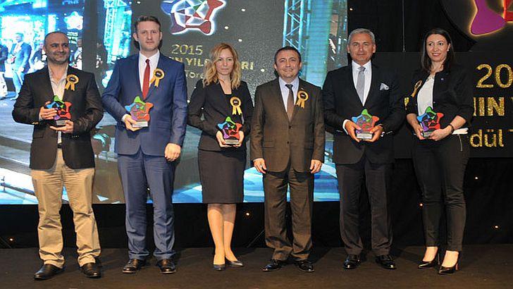 İKMİB 2015 Kimyanın Yıldızlarını Ödüllendirdi