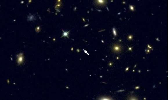 Çok Uzaklardaki Bir Galakside İlk Kez Oksijen Oranı Ölçüldü